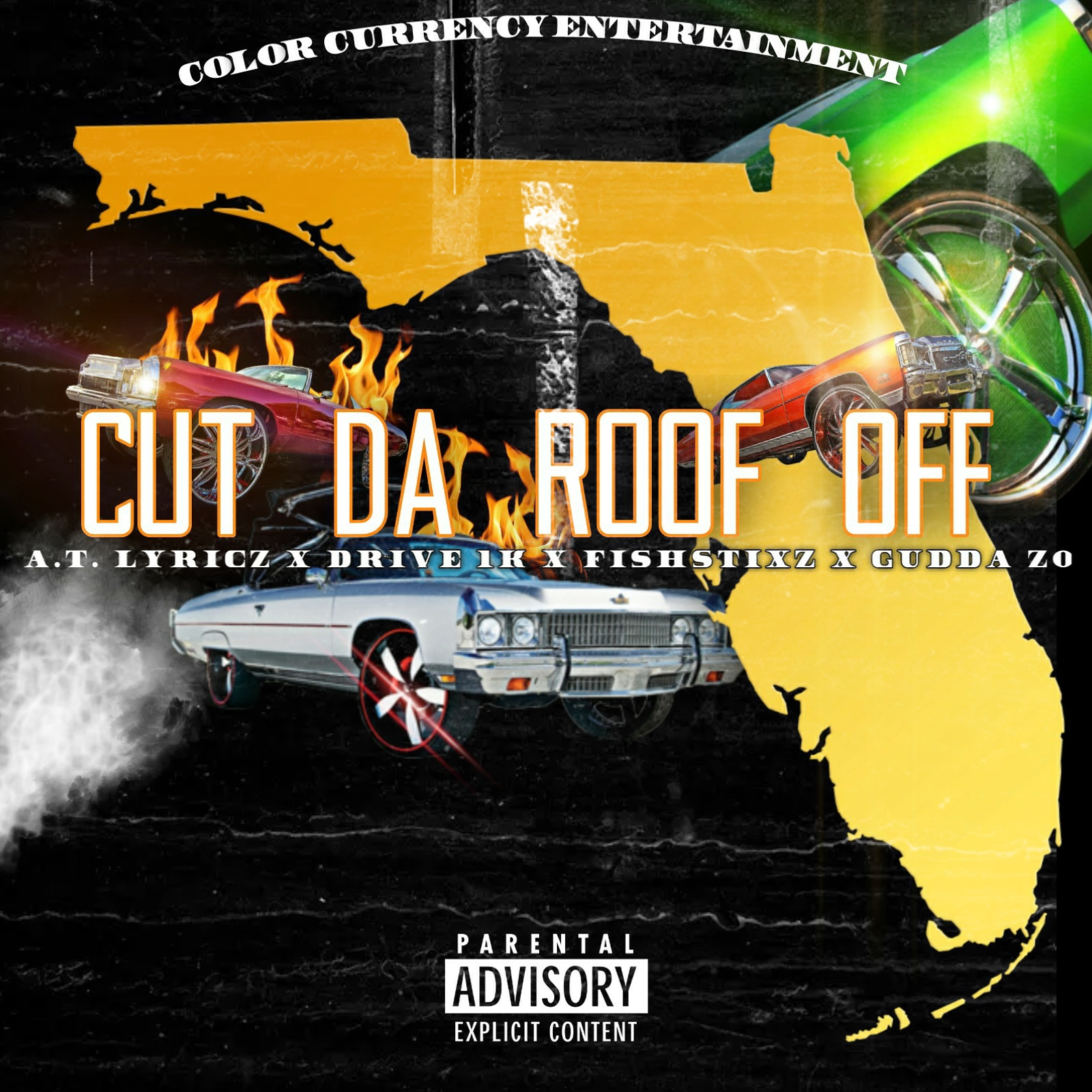 Introducing Miami Rap Label Color Currency Entertainment