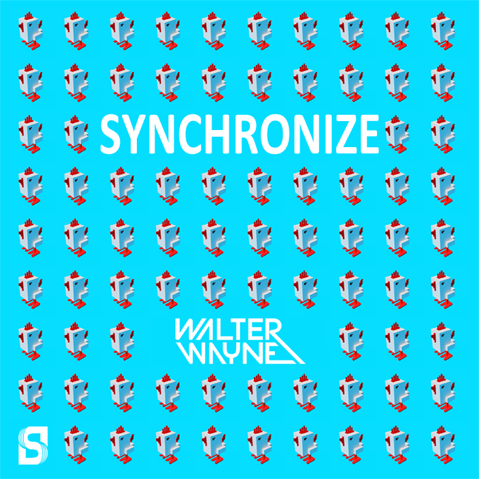 SuperPosition Records Presents Walter Wayne's Debut 'Synchronize'