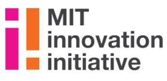 COVID-19 Rapid Innovation Dashboard Provides Entry Point to MIT's Pandemic Activities