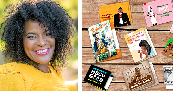 In the wake of coronavirus, Black-owned greeting card company helps spread love