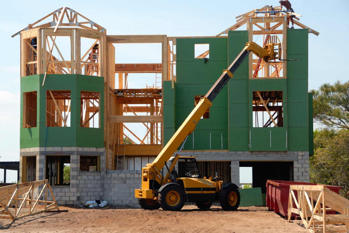 Building a Home Can Be More Beneficial Than Buying New