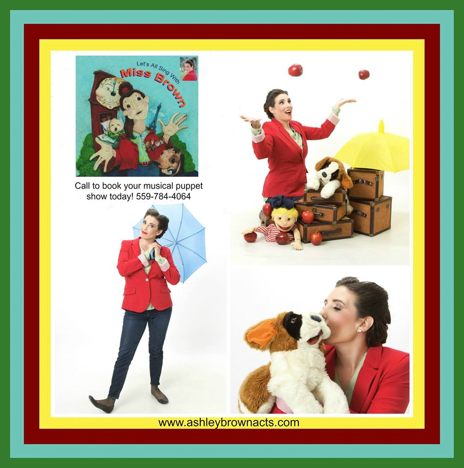 Miss Brown Sings Delivers Perfect Family Entertainment