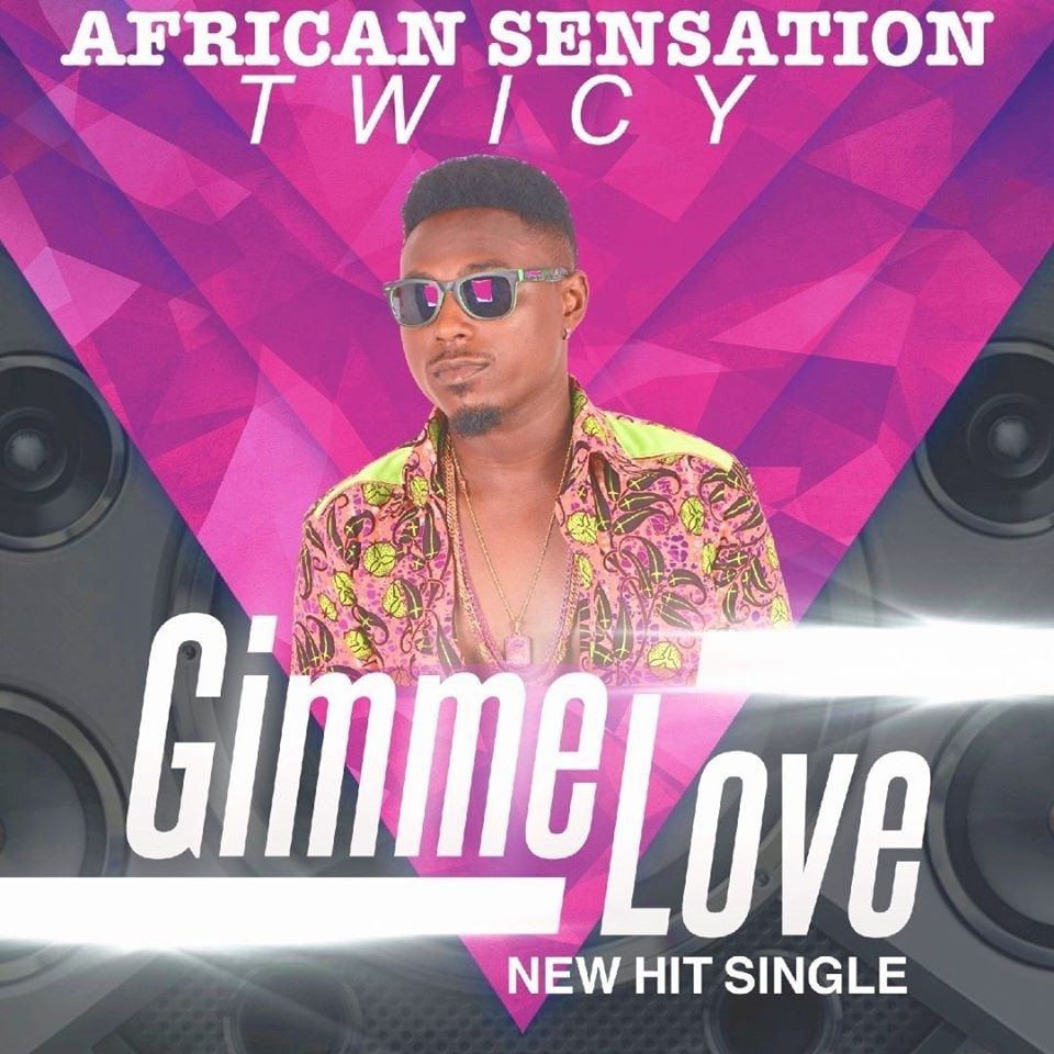 "Twicy Earny Delivers Afro-Beats With ""Gimme Love"""