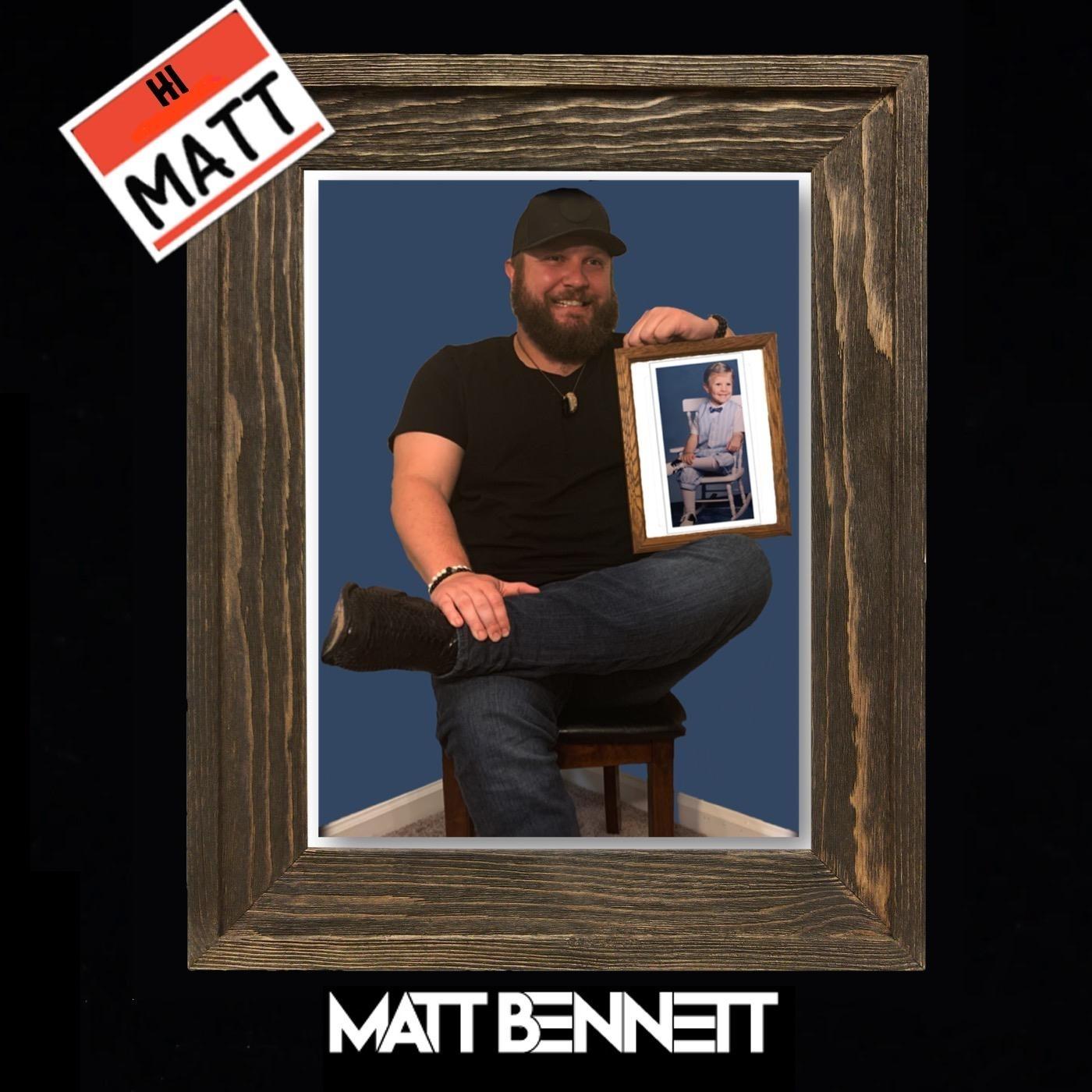 "Matt Bennett Drops New Country Single ""I Know A Guy"""