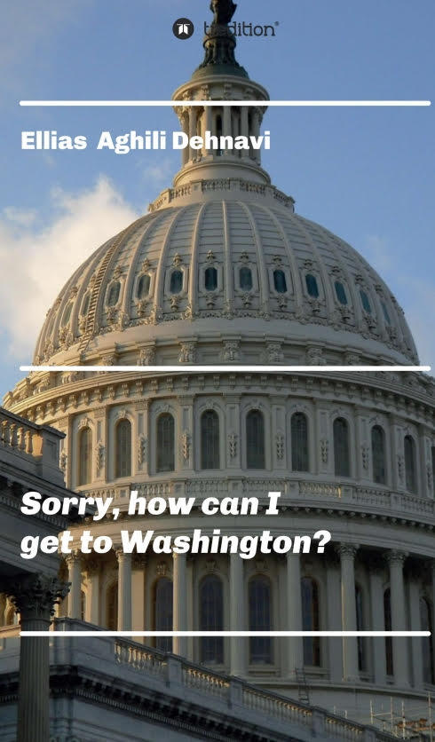 Sorry, how can I get to Washington? - Descriptive-analytic study