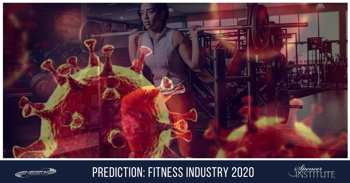 National Exercise & Sports Trainers Association (NESTA) Predicts the Future of The Fitness Industry