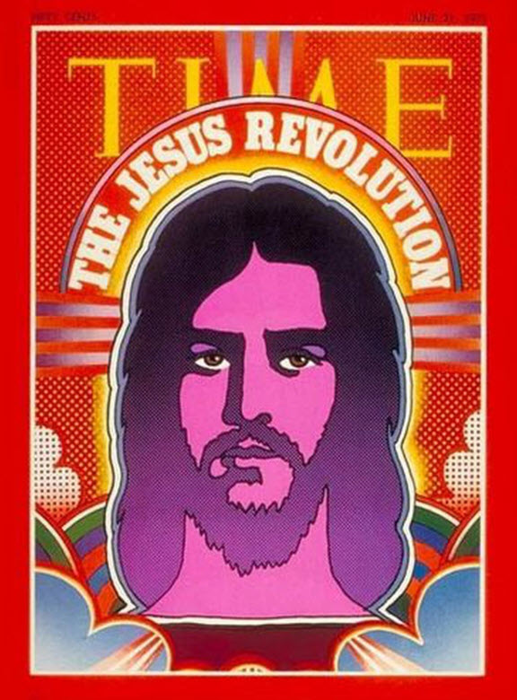 The New Jesus Revolution Has Begun - Who Will Join and Become One With The Lord - All Are Invited