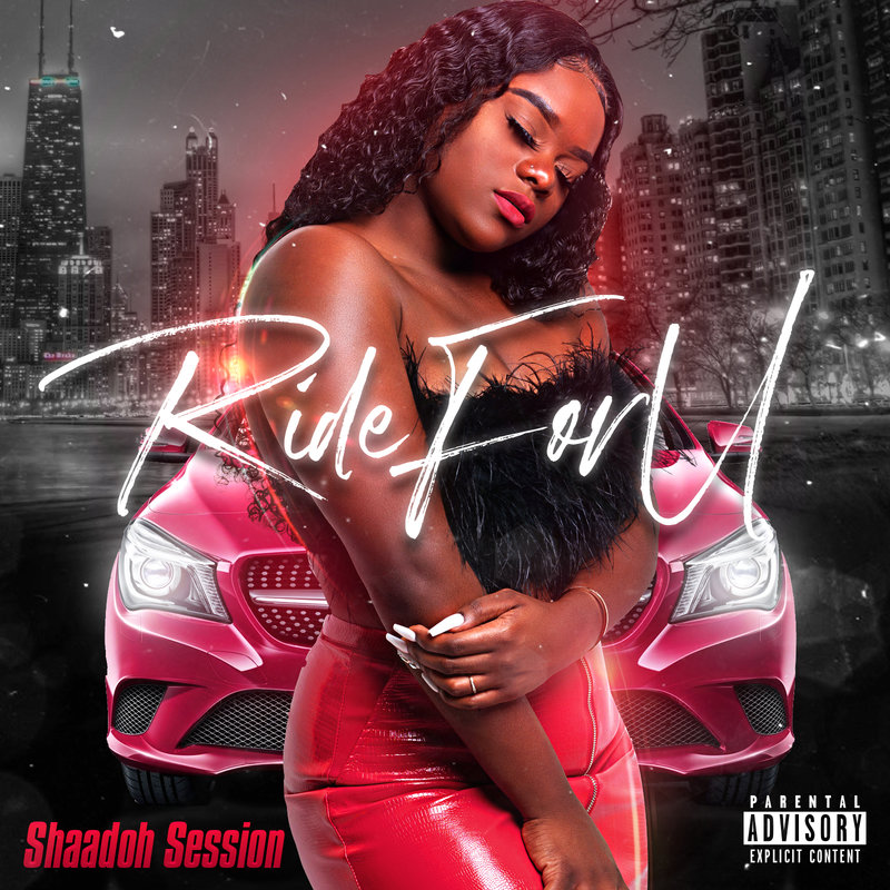 "R&B's Newest Sensation Shaadoh Session Drops ""Ride For U"""