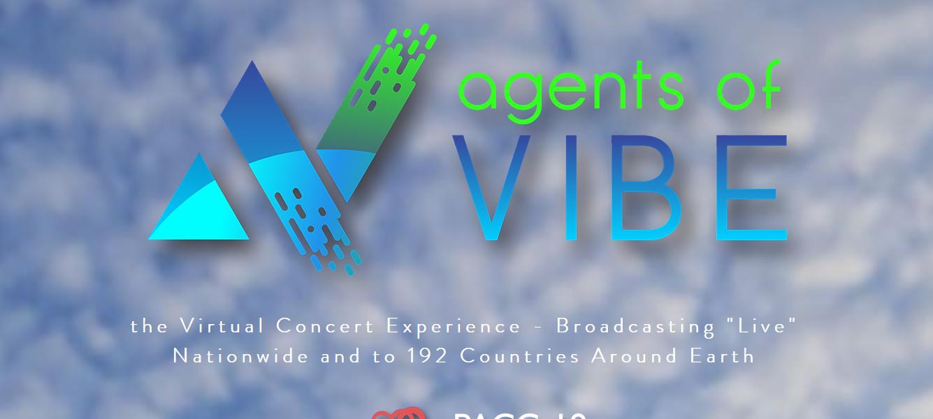 "Agents of VIBE ""lockdown livestreams"" available via MyJamMusic Network"