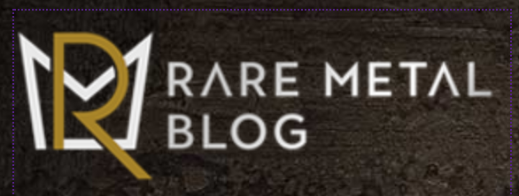 Raremetalblog launches its revamped precious metals market news site with the spotlight on precious metals retirement investments