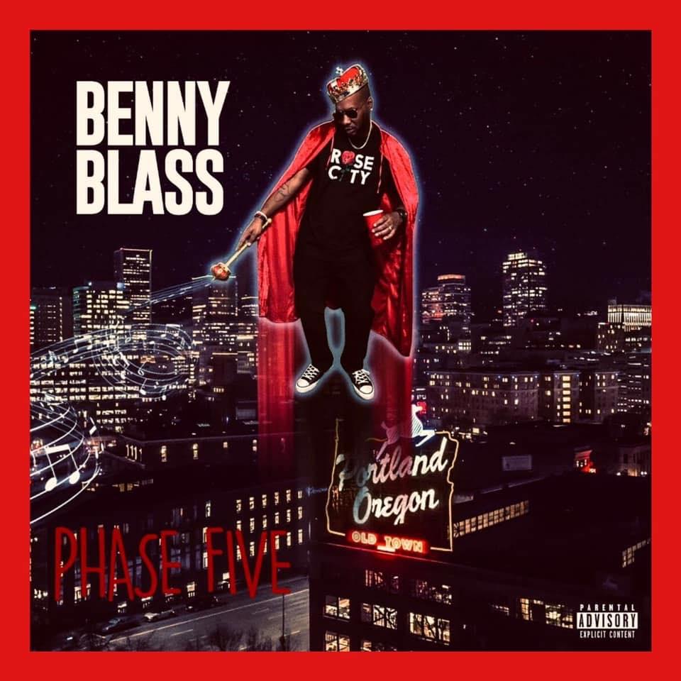 Benny Blass Presents His Latest Endeavor, 'Phase Five'
