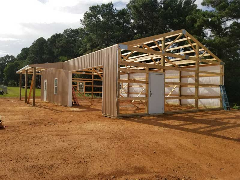Pole Buildings are Becoming More Popular in South Carolina