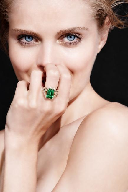 Kat Florence Launches Rare Collection of Muzo Emeralds to Collectors - Increased Demand in Legacy Gemstones