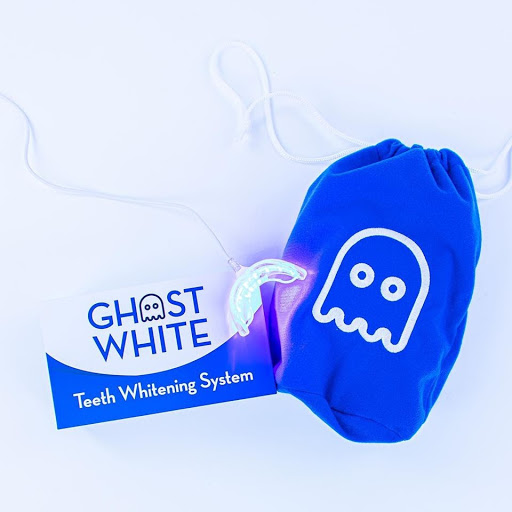 Ghost White Teeth Whitening System Offers Guaranteed Results with At-Home Teeth Whitening Kit