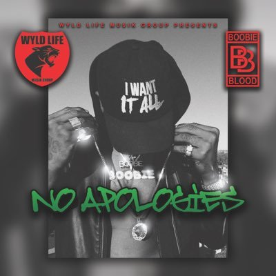 Boobieblood Has 'No Apologies' When It Comes To His Latest Release