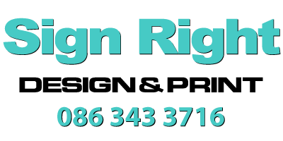 Signs Donegal Sign Right Design & Print Announces New Website Launch
