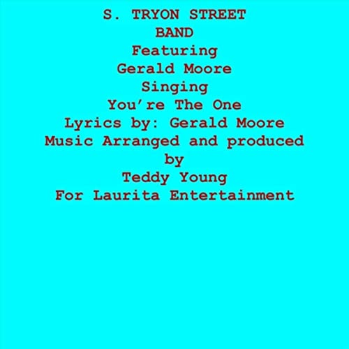S. Tryon Street Band And Gerald Moore Join Forces For New Single