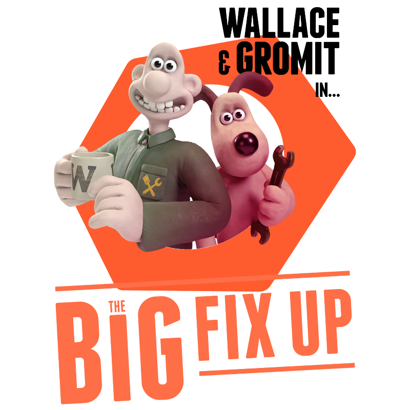 "Go ""behind the scenes"" with Sugar Creative as they help bring the magic of Dr. Seuss and Wallace & Gromit to life in AR."