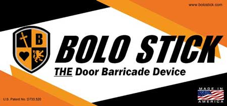 The Security Experts from Bolo Stick Urge Awareness and Proactive Preparation for All Threats With Door Barricade Devices