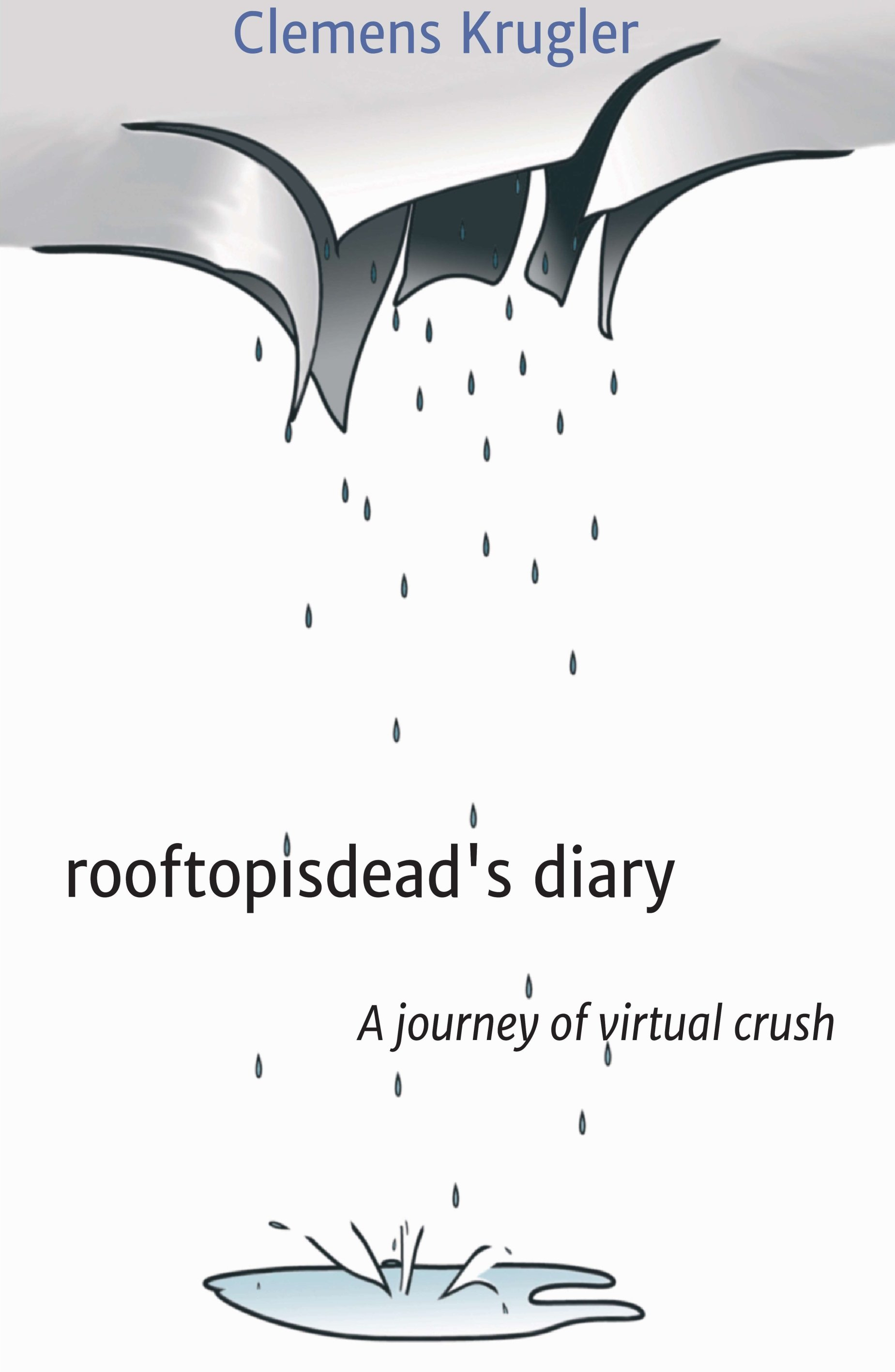 rooftopisdead's diary - A diary about a virtual crush