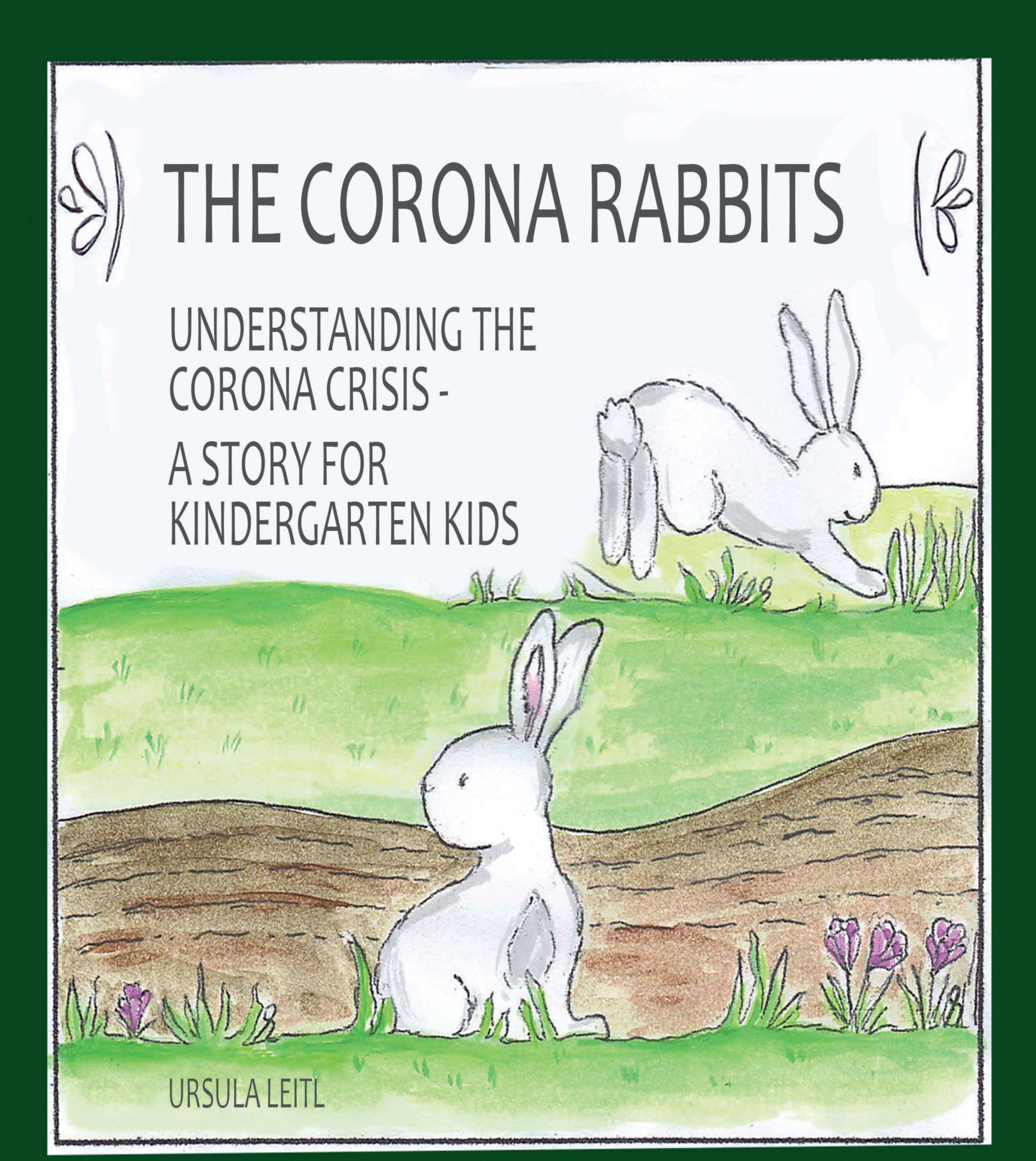 The Corona Rabbits - Story for Kindergarten Kids