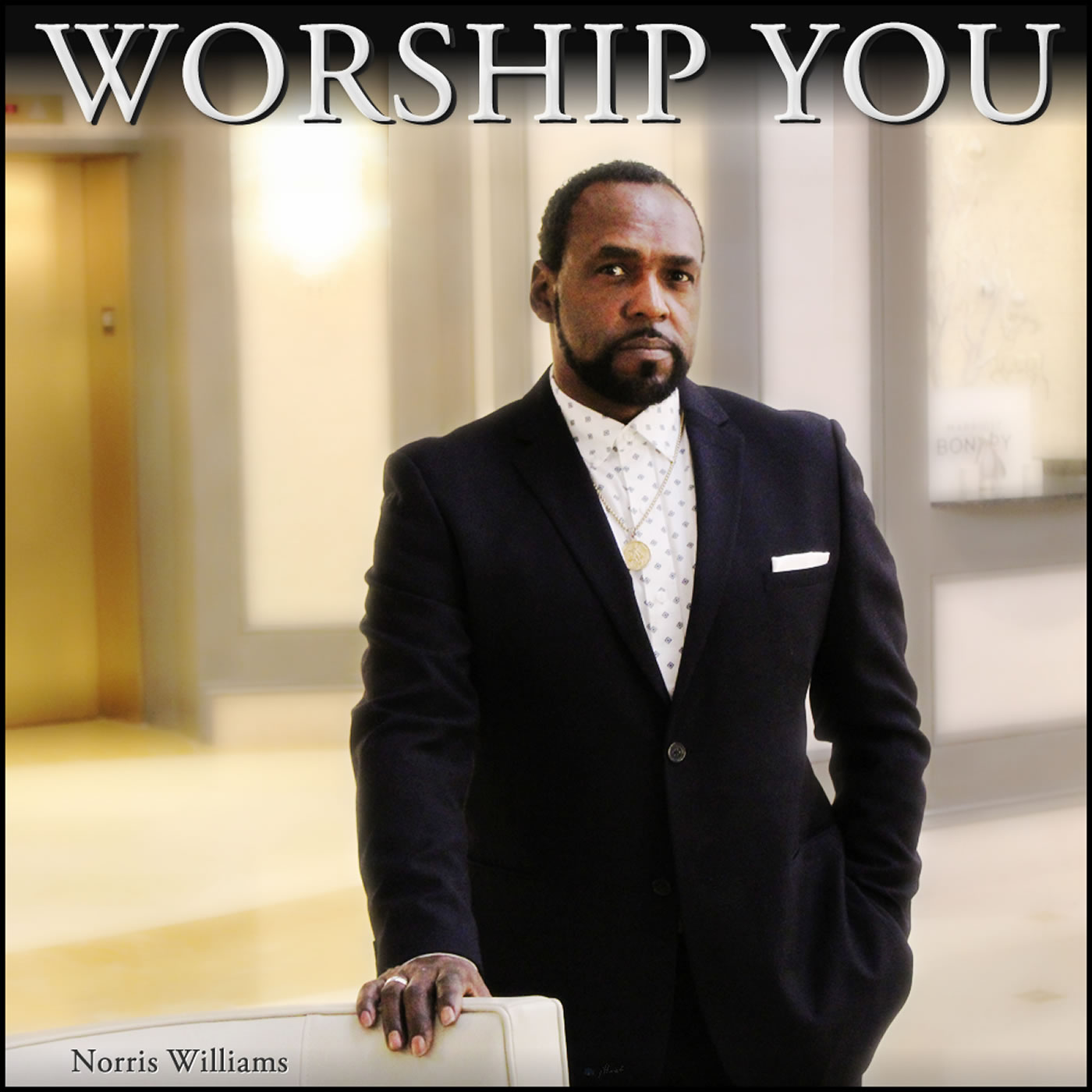 Norris Williams Uplifts With New Gospel Single
