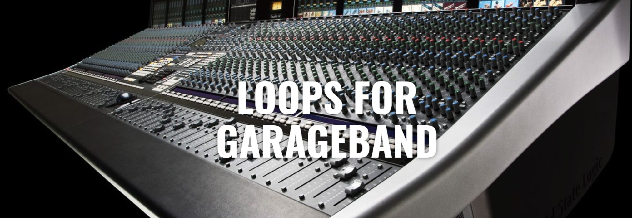 Loops for Garageband Offers Royalty-Free Stock Music for R&B, Hip Hop and Cinema