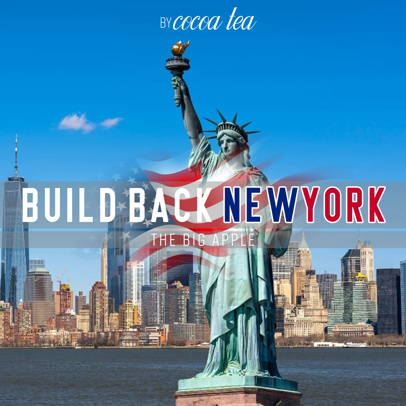 Cocoa Tea Builds Morale With New Single Dedicated To NYC