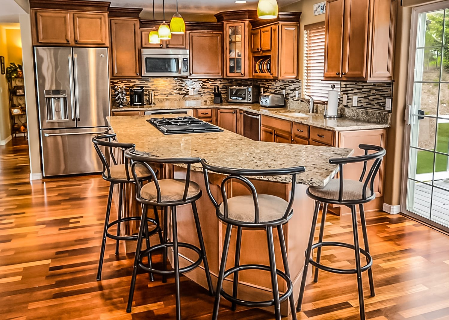 Homeowners Love the New Look of Their Kitchens After Remodeling