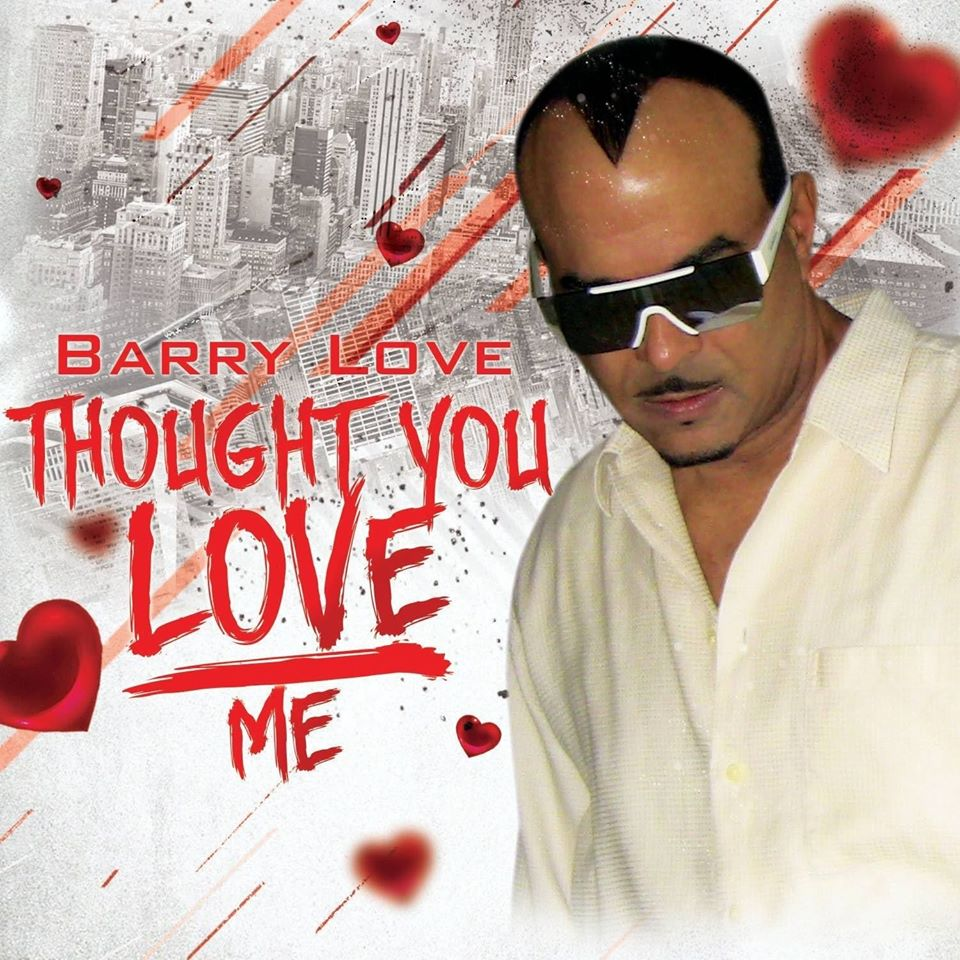 Melody Music Int. Presents Barry Love