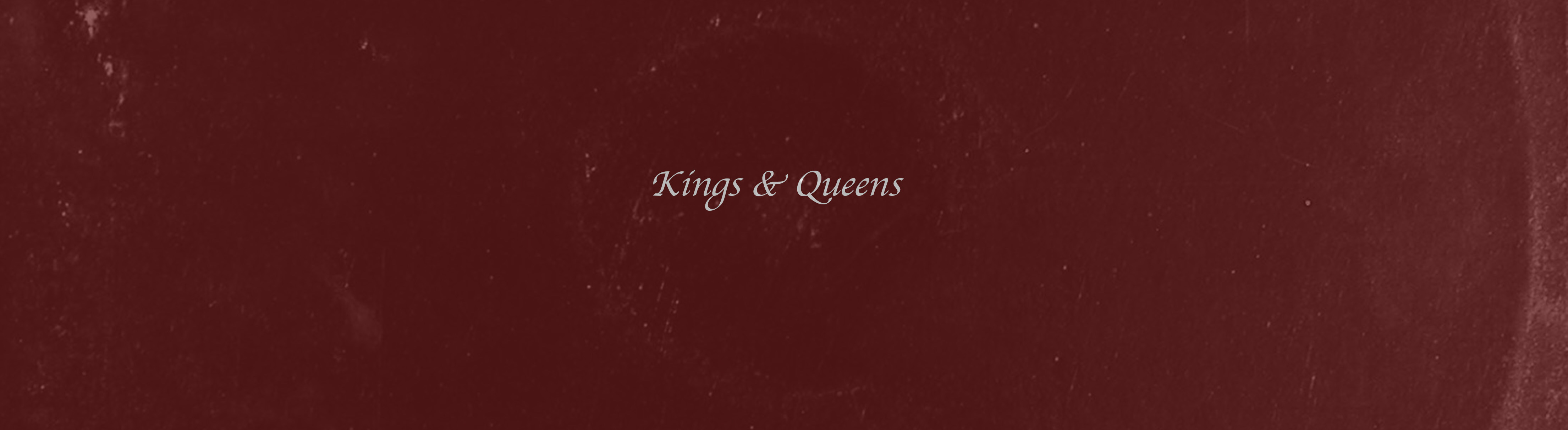 MOST Gets Regal With 'Kings & Queens'