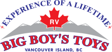Big Boys Toys is a Leading Family-Owned RV Dealer in Nanoose Bay, BC