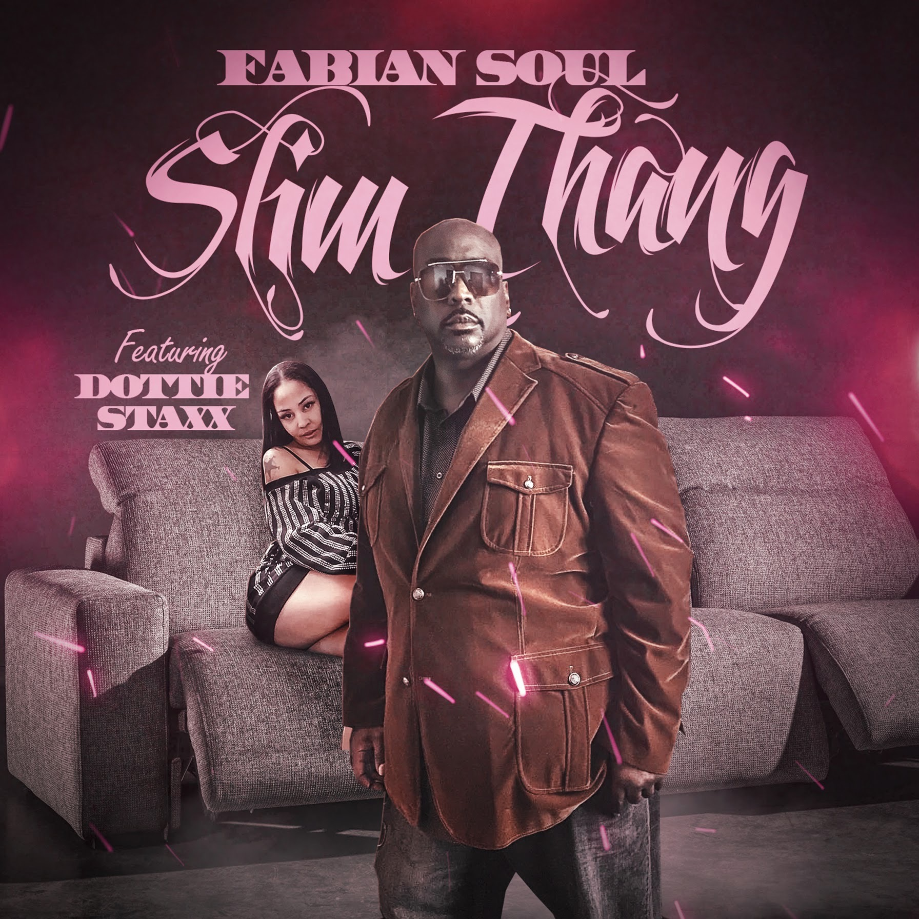 "Fabian Soul Announces New Single ""Slim Thang"""