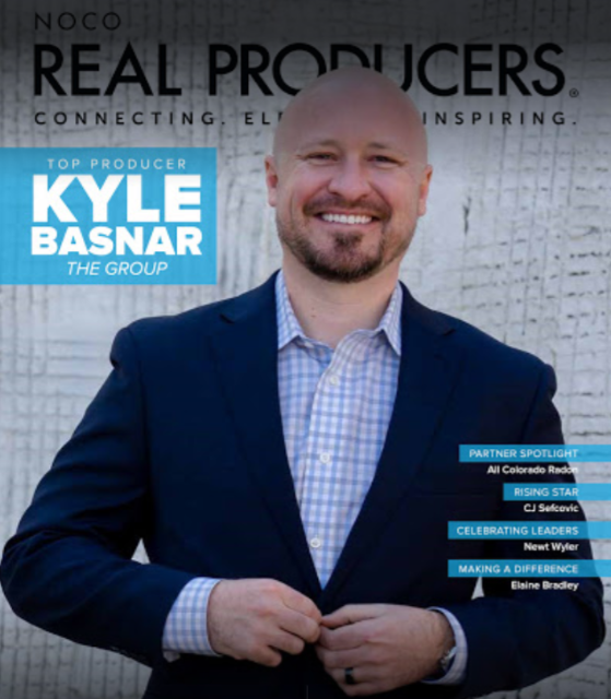Kyle Basnar, Realtor at The Group, Inc. Hires Business Manager, Receives New Recognition