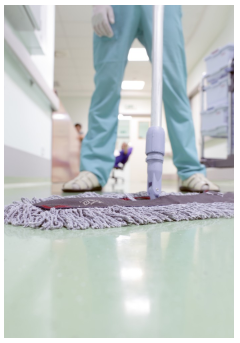Medical Offices Are Cleaned on a Regular Basis By the Professionals