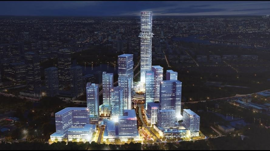 ThucviLand will conduct the distribution of Empire City - a very interesting real estate project in Ho Chi Minh City, Vietnam
