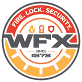 WFX Fire, Lock and Security - Launches Rebranding