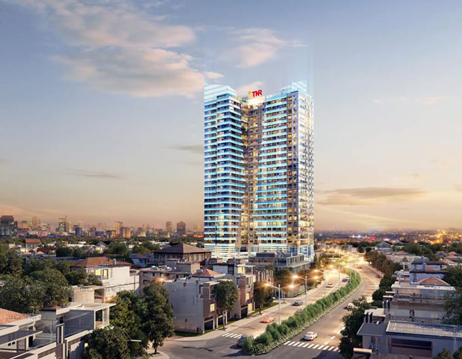 ThucviLand will conduct the distribution of TNR The Nosta - one of the most luxurious apartment projects in Hanoi, Vietnam