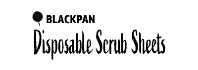The Lim Company launches a brand-new product called 'BlackPan Disposable Scrub Sheets' under a new product category
