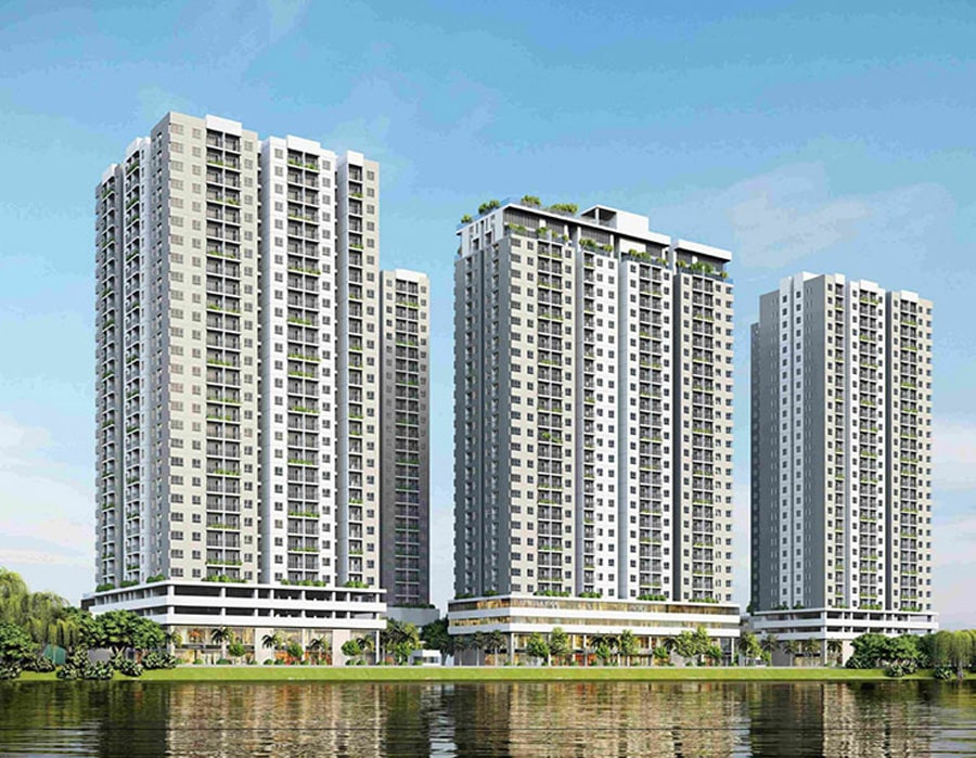 Thucviland will conduct distribution of LDG Sky apartments - a high-end real estate project in Binh Duong, Vietnam
