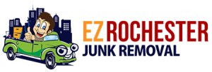 EZ Rochester Junk Removal is a Top Junk Removal Company in Rochester