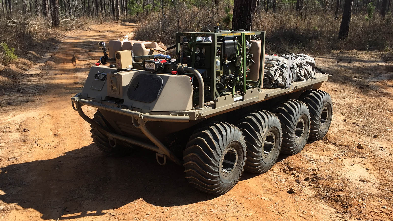 Renowned Lithium Battery Company Wins Prestigious Contract with General Dynamics Land Systems