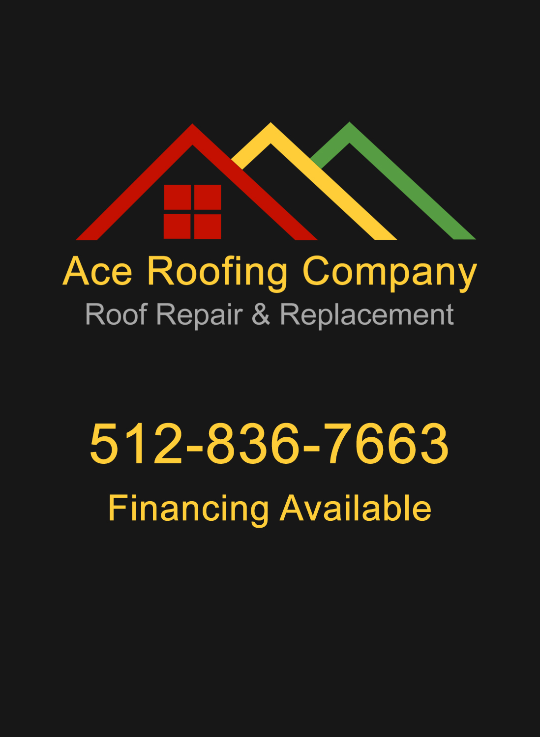 Ace Roofing Company Announces Specials On Hail Damage Repair