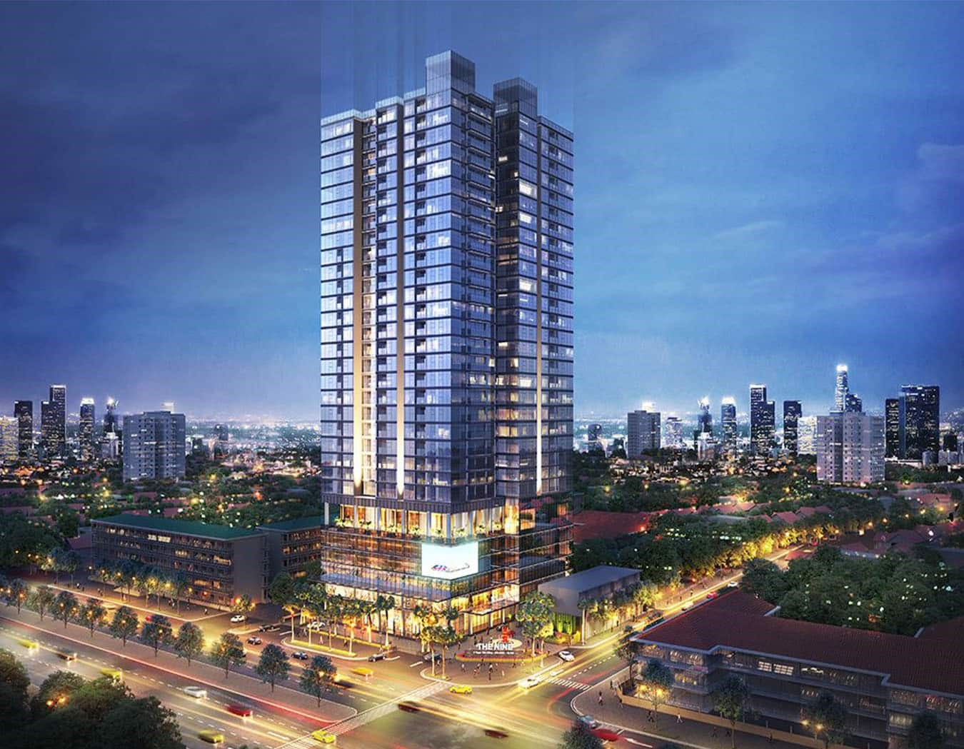 ThucviLand will conduct the distribution of The Nine Tower - a luxury real estate project in Hanoi, Vietnam