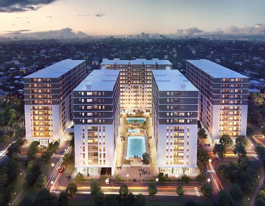 ThucviLand will become a LDG Sky distributor - an apartment project located in Binh Duong, Vietnam