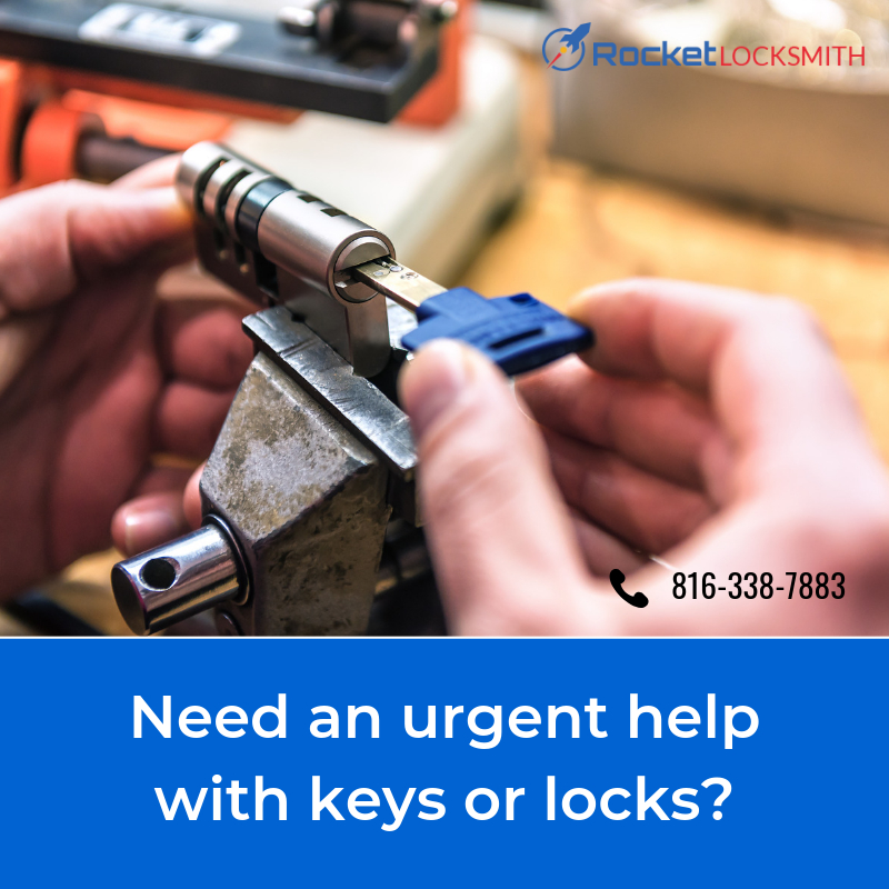 Rocket Locksmith KC Introduces 24 Hour Locksmith Services