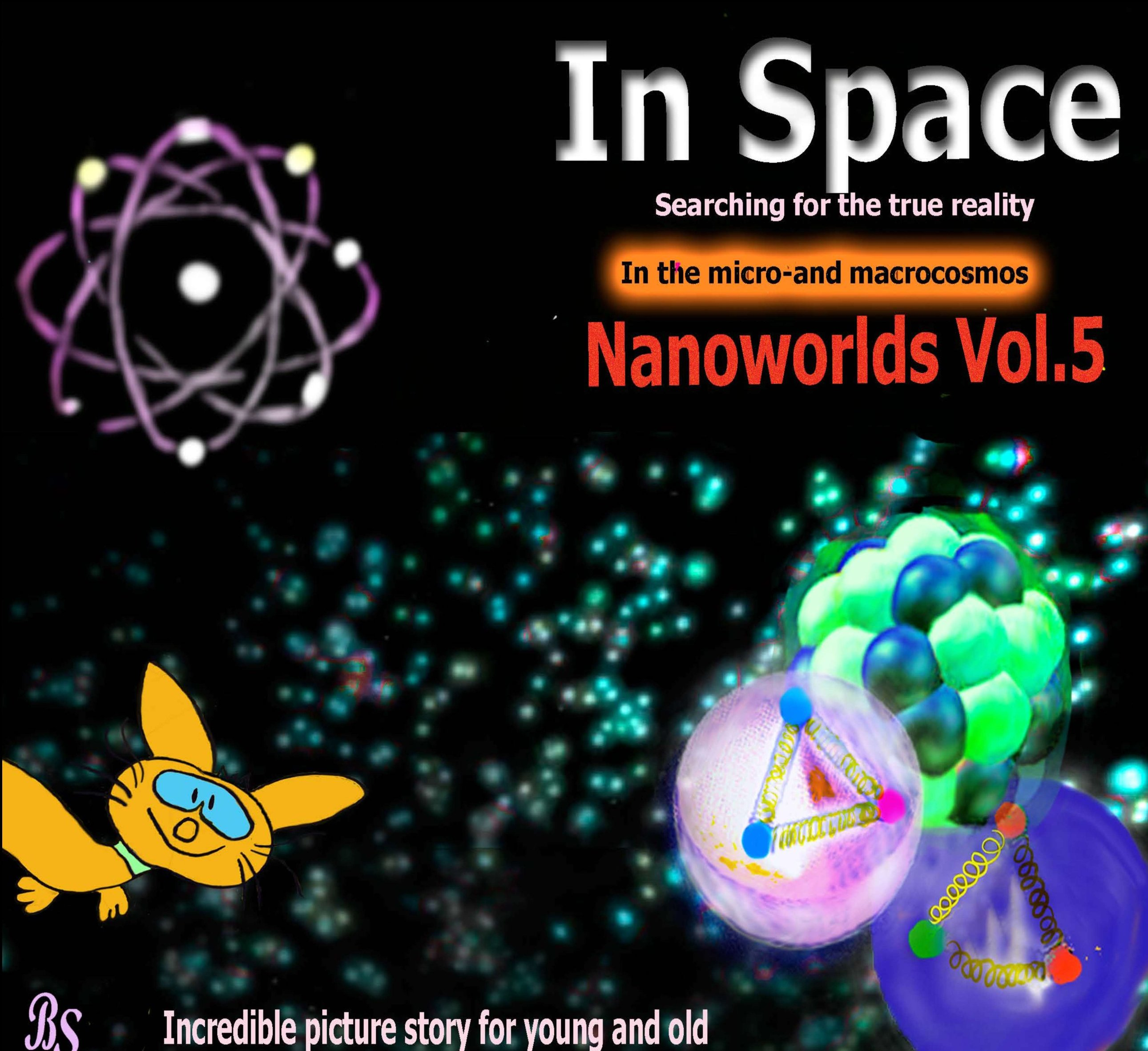 Nanoworlds - Incredible picture story for young and old