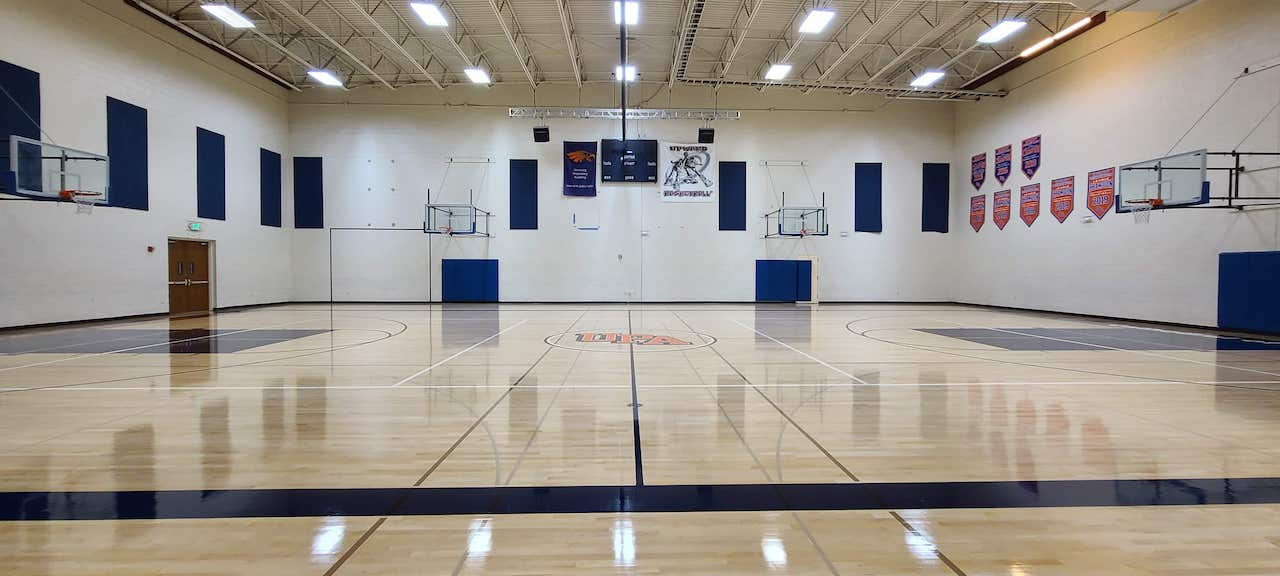 San Jose Hardwood Floors Carpet & Vinyl Inc is taking on Sport Gymnasium and Large Commercial Floors