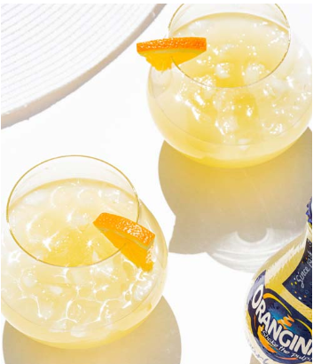 Orangina Is an Essential Beverage for Summertime Enjoyment