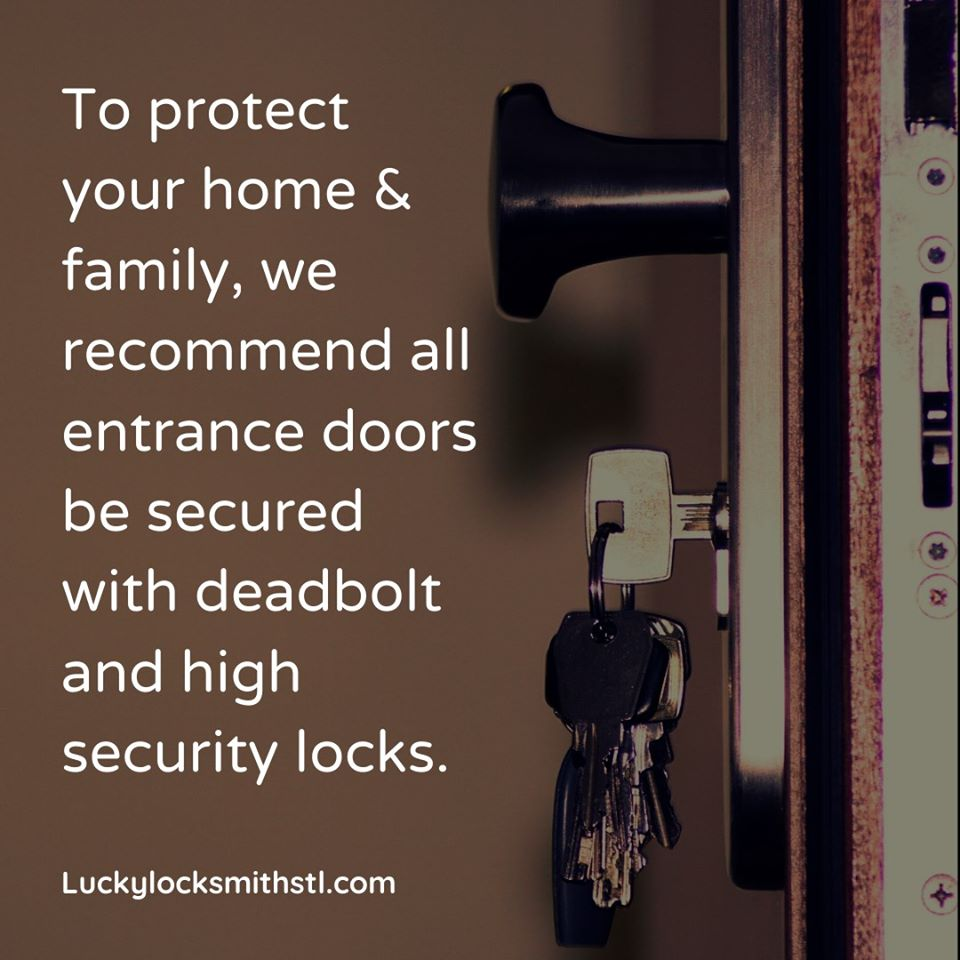 Lucky Locksmith Provides Insights into Home Rekeying Services